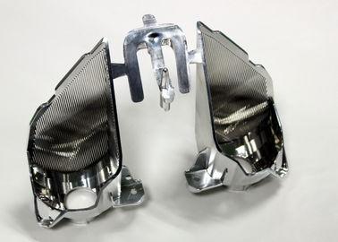 二次処理のめっきの自動車注入型の部品、側面のゲートが付いている2つのキャビティ