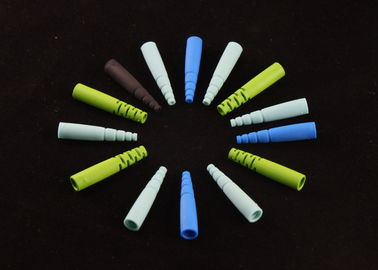 虹色7色の磨く視覚のプラスチックによって形成される部品