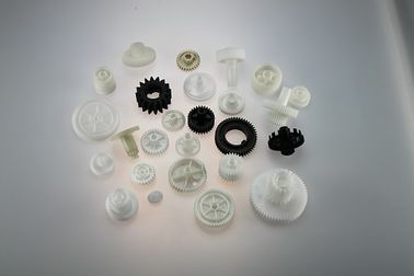 POM材料が付いている冷たいランナーか熱いランナーのギヤ ボックスのプラスチック注入型